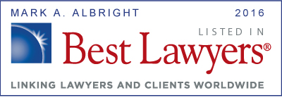 Mark Albright Best Lawyers